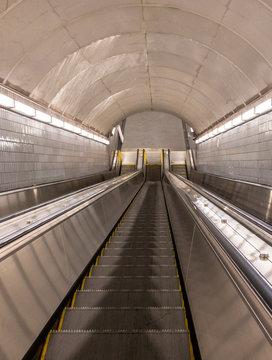 Escalator to the Marta