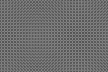 Geometric pattern background. Grey Background