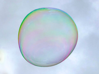 Floating Bubble