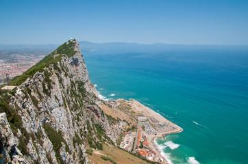Gibraltar, Britisches Überseegebiet