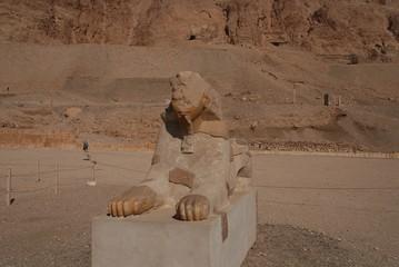 Ägypten-Tempel der Hatschepsut