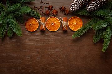Fototapeta Suszone pomarańcze obraz