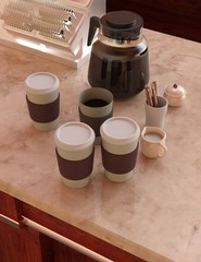 コーヒーブレイク Coffee Break