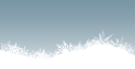 Weihnachtsmotiv Schneeflocken Hintergrund
