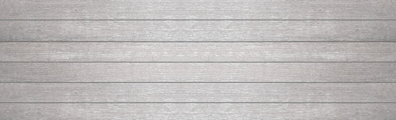 panorama of white wood wall texture and background Wall mural