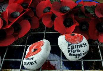 Children Remember Armistice Day 2018
