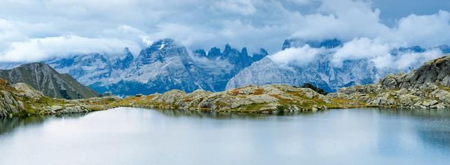 Dolomiti of Brenta.Europe, Italy, Trentino, Nambrone valley, Madonna di Campiglio