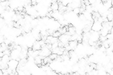 White marble texture and background