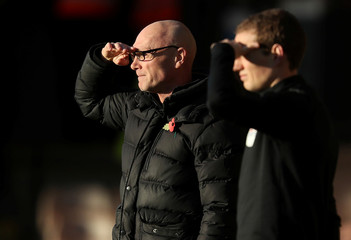FA Cup First Round - Port Vale v Sunderland