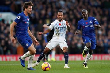 Premier League - Chelsea v Everton