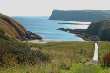 Cullykhan Bay, Scotland