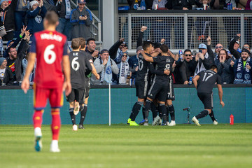 MLS: Western Conference Semifinal-Real Salt Lake at Sporting KC