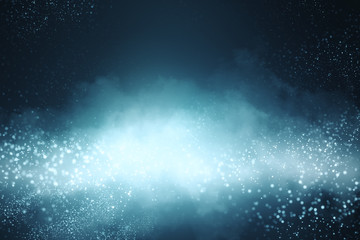 Creative cloud background