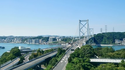 Wall Mural - 関門橋
