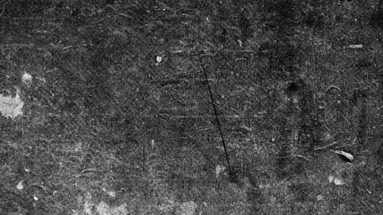 Photo of old gray surface with scratches