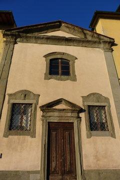 Oratory of St. Ambrose, Mercatale square, Prato, Tuscany, Italy