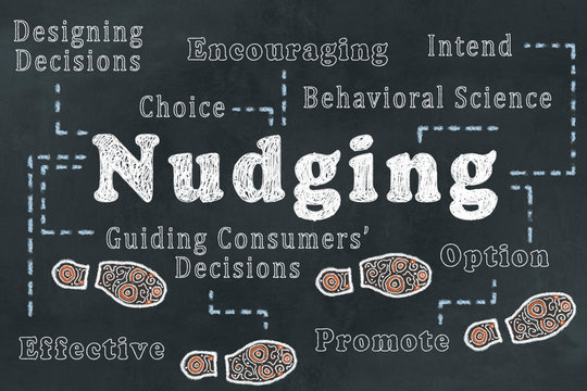 Behavioral Science with Nudging