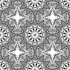 Ornamental ethnic seamless pattern. For fashion design, shawl, textile, bandanna, print, invitation card. Vector illustration.