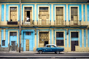 Acrylic Prints Havana Classic Cuba