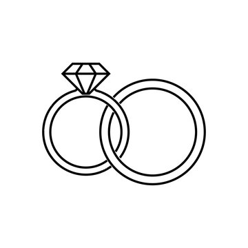 Wedding Rings Clipart Photos Royalty Free Images Graphics Vectors Videos Adobe Stock