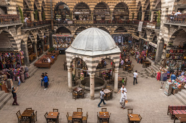 Diyarbakir, Turkey - considered the unofficial capital of theTurkish Kurdistan, Diyarbakir is an amazing city with tastes from different cultures, and famous for its Unesco World Heritage walls