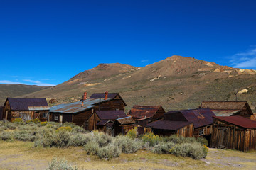 Bodie Ghost Town California State Park, USA