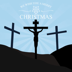 Nativity. The true essence of Christmas. Merry Christmas