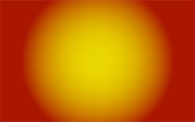 Red and orange background vector