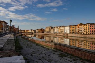 Pisa e i suoi lungarni