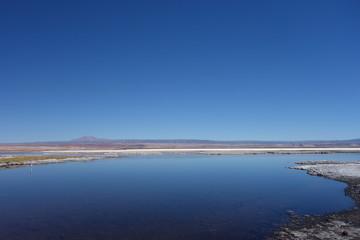 Désert de sel Atacama