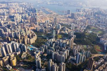 Hong Kong kowloon side
