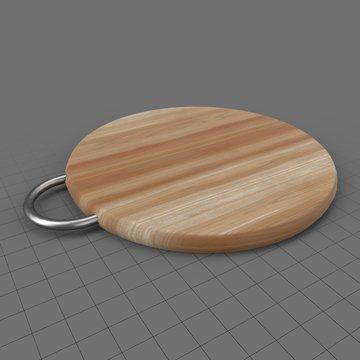 Wooden cutting board 1