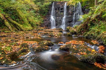 Gleanriff waterfall