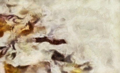 Abstract painting texture. Art wallpaper. Simple drawn close up textured brush strokes. Background pattern for design posters, business cards, invitations and other print matter.