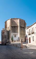 Village of Trujillo in Spain