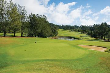 Golfplatz Philipinen