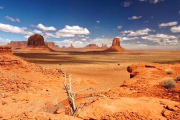 Monument Valley, Arizona / Utah / Navajo, USA