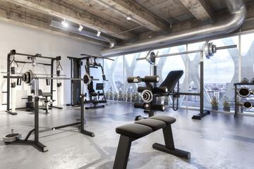 Weights Training Equipment
