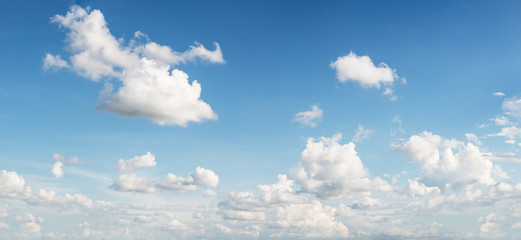 Cloud shape on sky