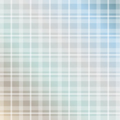 Soft earth tone gridlines contemporary plaid pattern