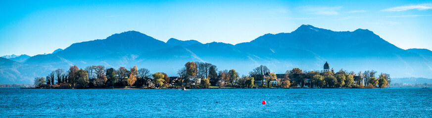 lake chiemsee - bavaria