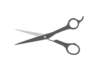 Classic hairdresser scissor icon