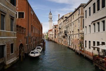 Canal de Venecia Italia