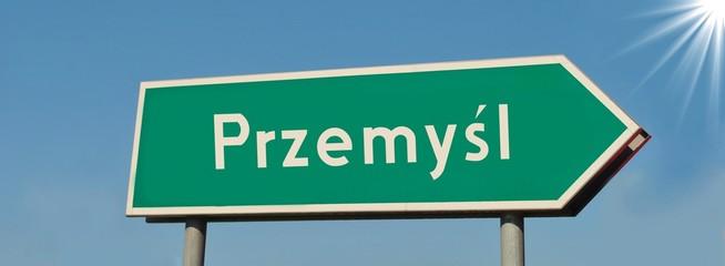 Fototapeta Przemyśl