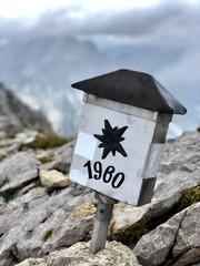 On top of Lamsenspitze