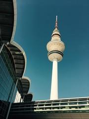 Hamburger Messe und Fernsehturm