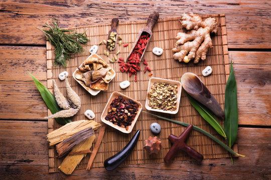 Alternativmedizin  -  Traditionelle Chinesische Medizin