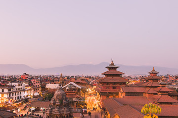 Patan Durbar Square Kathmandu Nepal