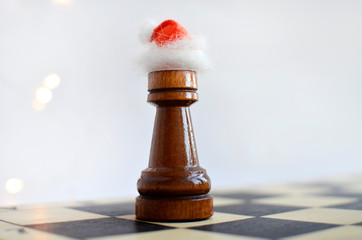 New Year on a chessboard