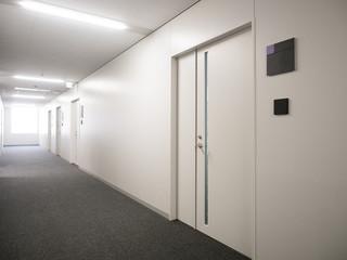 Fototapete - ビルの廊下